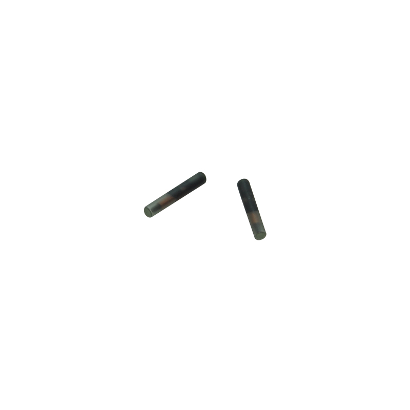 Image 4 - 1x RFID capsule glass tag with T5577 chip 2.12*12mm FDX A pet microchip for injection-in IC/ID Card from Security & Protection
