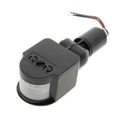 Водостойкий уличный датчик движения 110 В 220 В Детектор движения Автоматический Инфракрасный датчик 180 градусов вращающийся светильник с