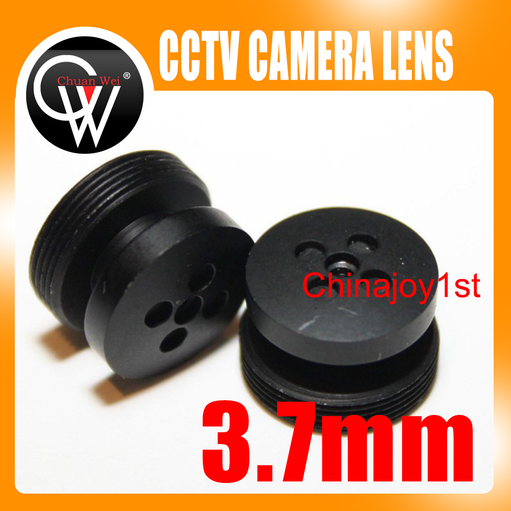 5pcs/lot 3.7mm lens Button effect Board lens 80 Degrees For CCTV Security Camera Free Shipping diy emx500 in ear earphones flat head plug earbuds hifi bass earbuds heavy bass sound headsets for mobile phone