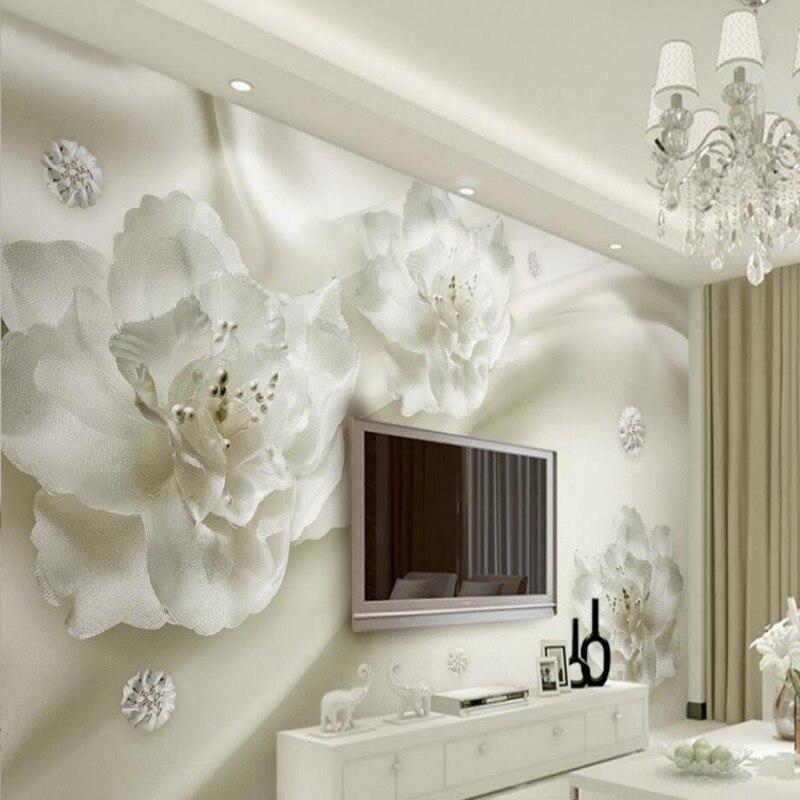 Blumen tapeten kaufen billigblumen tapeten partien aus for Elegante wandbilder