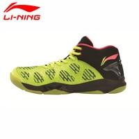 Li Ning 2017 Newest Men S Badminton Shoes Breathable Lining Athletic Sneaker Anti Slippery Sports Shoe