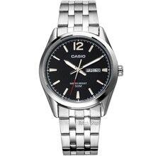 Casio montre Hommes pointeur de quartz étanche casual mâle montre MTP-1335D-1A MTP-1335D-2A MTP-1335D-7A