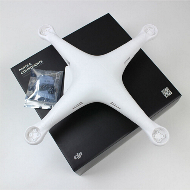 Original DJI Phantom 3 body shell for Phantom 3 Standard Professional and advanced camera drone DJI accessories free shipping