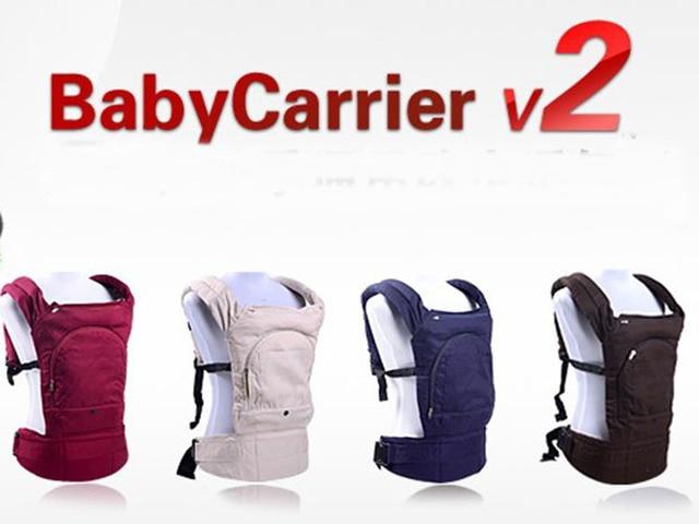 БЕСПЛАТНАЯ ДОСТАВКА Продвижение кенгуру розничные Дизайнер Классический популярных коляски детские Рюкзаки слинг baby carrier