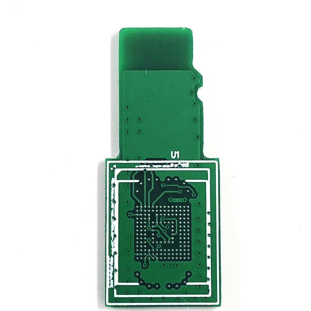 eMMC153 eMMC169 eMMC 153 eMMC 169 to TF interface test board read and write IC functional test Connectors     - title=
