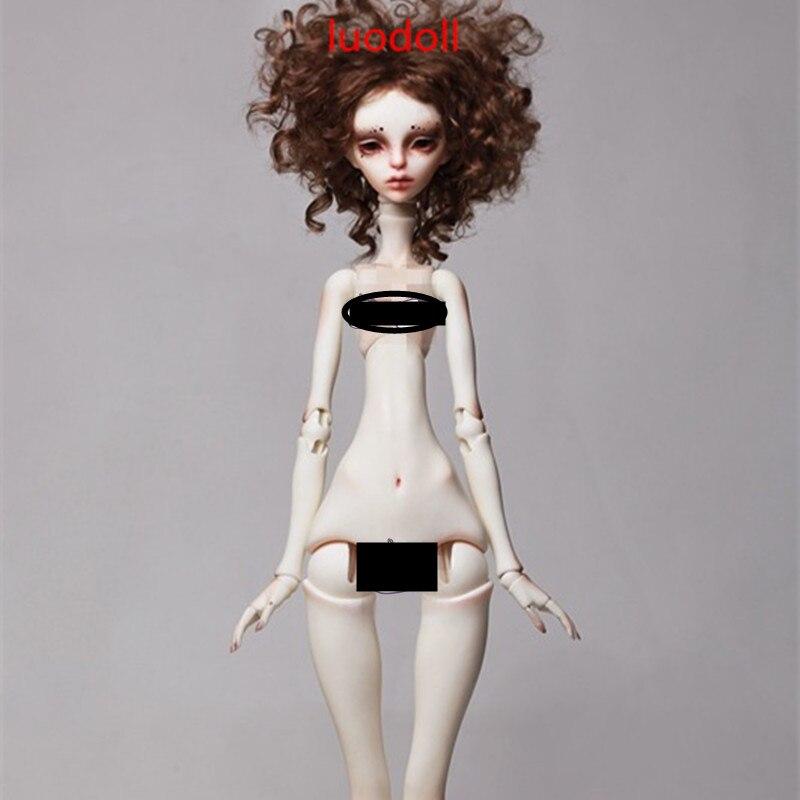 Nouveauté résine avancée Luodoll poupée elizabeth BJD/SD poupée jouet poupée 1/4 cadeau de noël