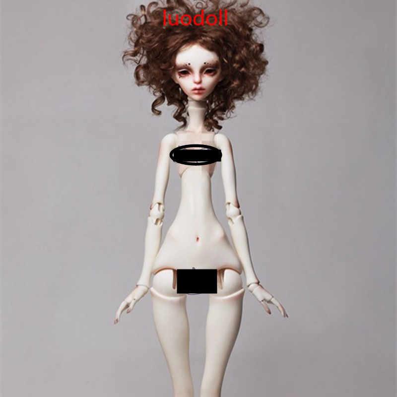 Nova chegada avançada resina luodoll boneca elizabeth bjd/sd boneca de brinquedo boneca 1/4 presente natal
