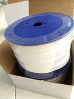 20mmX7mm 10meters Length Teflon Article Sponge Seal Belt Sealing Tape Expanded PTFE Joint Sealant E PTFE