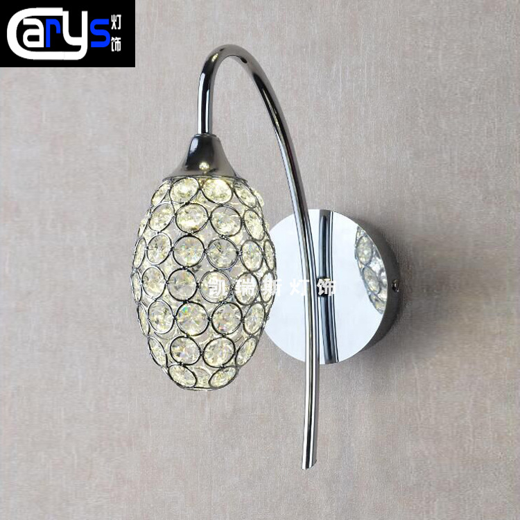 the head of a bed wall lamp corridor light dining room the crystal wall lamp led wall lamp priced direct selling