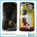LCD Screen with Touch Screen with Bezel frame for Huawei Ascend D1 U9500 Quad XL U9510 U9510E  Full Set black