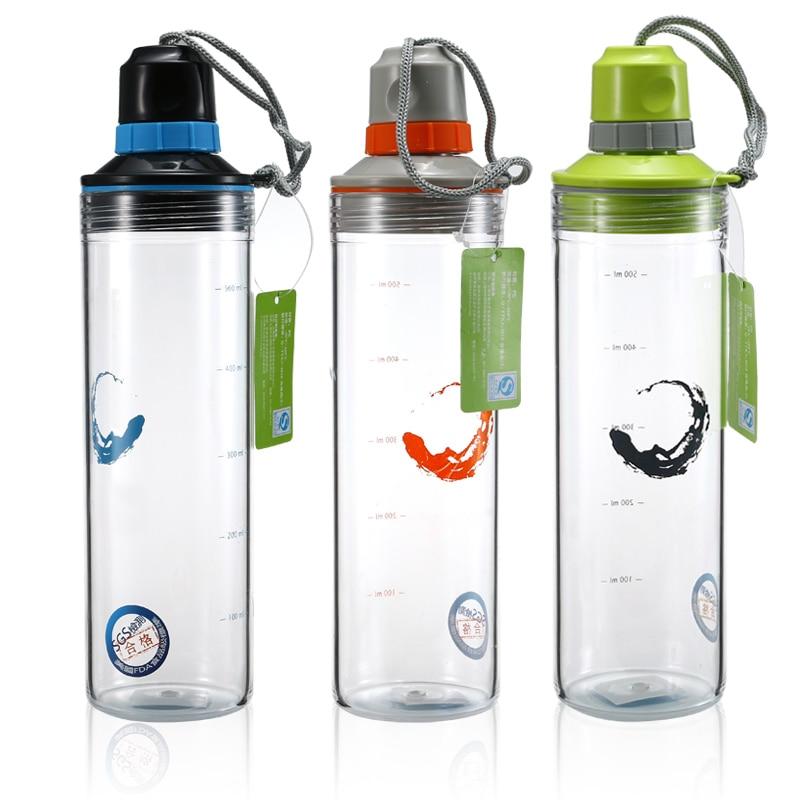 550ML šport na prostem steklenico vode prenosni kabli portabl - Kuhinja, jedilnica in bar