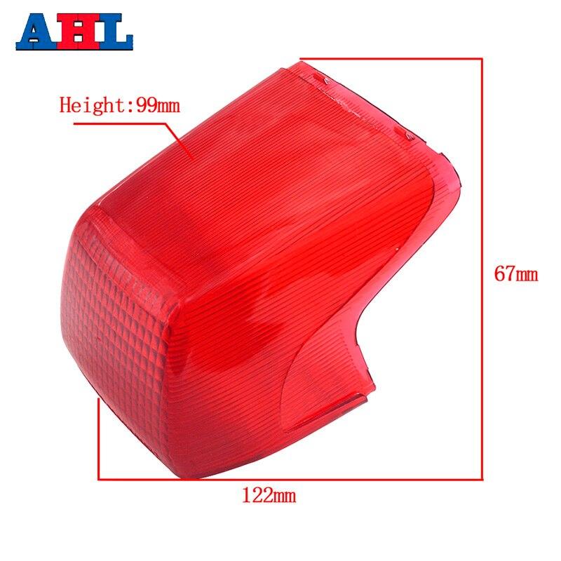Motorcycle Tail Rear Brake Light Stop Light Lamp Cap Cover Shell For HONDA AX-1 AX1 AX 1 NX250 NX250