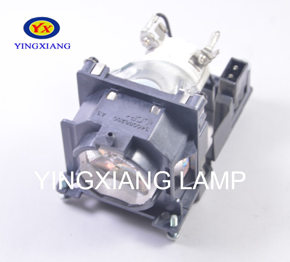 Genuine AN-LX20LP/1 Projector Lamp With Case For PG-LX2000 / PG-LS2000 Projectors projector lamp bulb an xr20l2 anxr20l2 for sharp pg mb55 pg mb56 pg mb56x pg mb65 pg mb65x pg mb66x xg mb65x l with houing