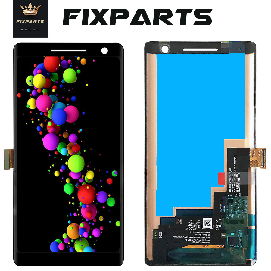 Original 5.5'' Display For Nokia 8 Sirocco LCD Display TA-1005 Touch Screen For Nokia 8 Sirocco LCD Digitizer With Touch Screen