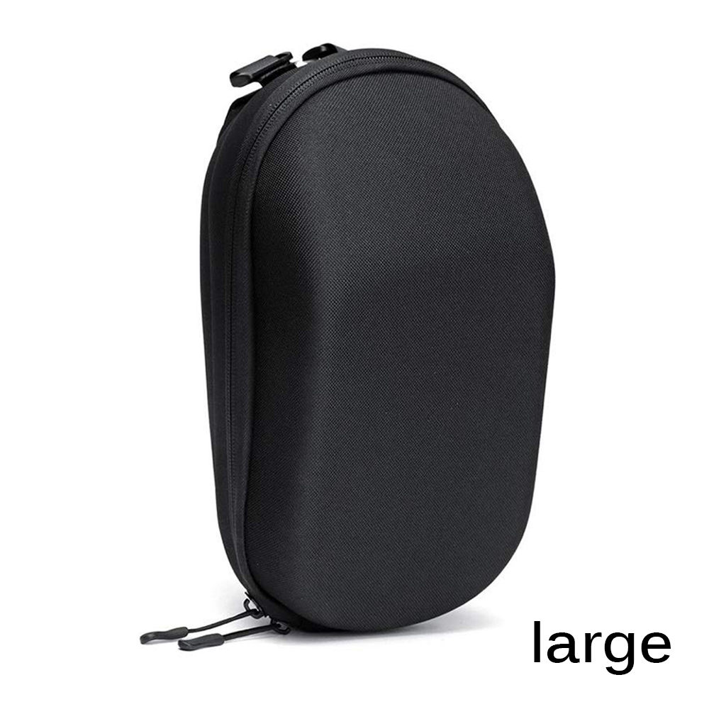 Handlebar Suspension Bag Durable EVA Fit for Carrying Charging Tools and Phone Electric Scooter Front Hanging Bag,Water-proof Universal Scooter Storage Bag Compatible with All Electric Scooters
