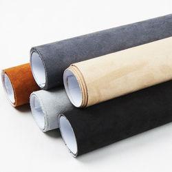 Carbins grande tessuto in velluto con autoadesivo del tessuto pellicola per auto interni FAI DA TE styling 5 metri rotolo 7 colori