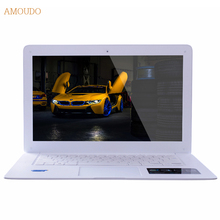 Amoudo-6C Плюс Intel Core i5 CPU 4 ГБ RAM + 240 ГБ SSD + 500 ГБ HDD Windows 7/10 Система быстрый Запуск Ультратонкий Ноутбук Ноутбук