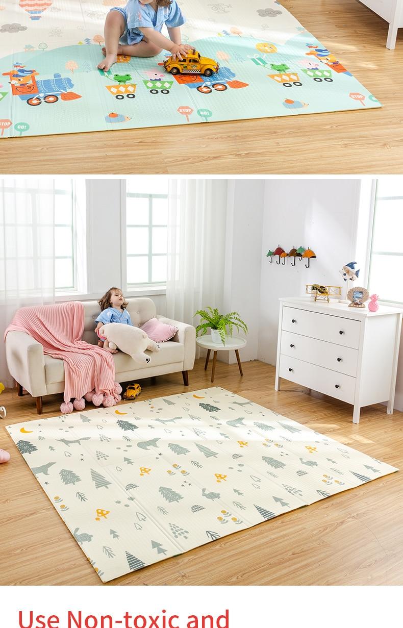 HTB1mElbb9SD3KVjSZFKq6z10VXaj Infant Shining Baby Mat Play Mat for Kids 180*200*1.5cm Playmat Thicker Bigger Kids Carpet Soft Baby Rugs Crawling Floor Mats