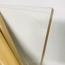 200x200x8mm 4 pieces crystal clear transparent acrylic sheet
