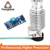 Trianglelab Hohe Präzision Z-sonde Auto bett nivellierung sensor kit 3D touch sensor Kossel delta Z achse 3D drucker für E3D MK8