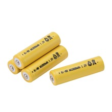 GTF AA 1.2V 3800mAh battery Ni-MH 1.2v Rechargeable Battery For Toys controller Torch Alarm clock Camera Cells Color