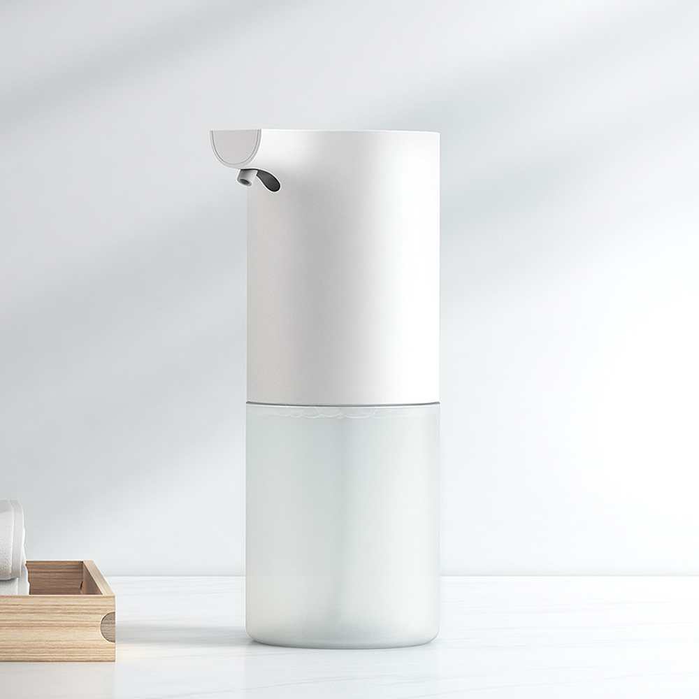 Original Xiaomi Mijia automatic Induction Foaming Hand Washer Wash Automatic Soap 0.25s Infrared Sensor For Smart Homes In Stock 1