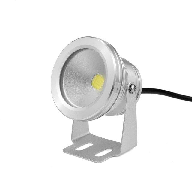 Sous Marin étanche Led 10 W 12 V Spot Light pour Aquarium Étang de ...