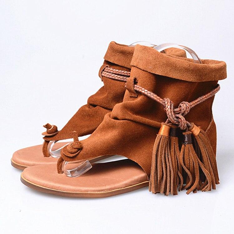 Prova Tanga Tobillo Zapato Sandalia Señora Botas Marca Brodxcew Perfetto ukiXwOPTZ