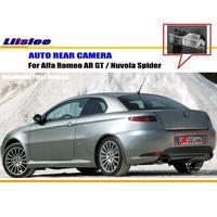 License Plate Lamp OEM HD CCD Night Vision RearView Camera Backup Parking Camera For Alfa Romeo