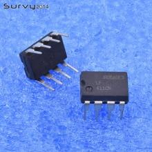 цена на 5/10PCS LF411CN 411CN DIP JFET Input Operational Amplifier IC