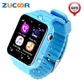 Smart Kid Baby Watch Phone SOS Call ZW67 Wristwatch Child Children Safe GPS Tracker Location Anti-lost Monitor For IOS Android