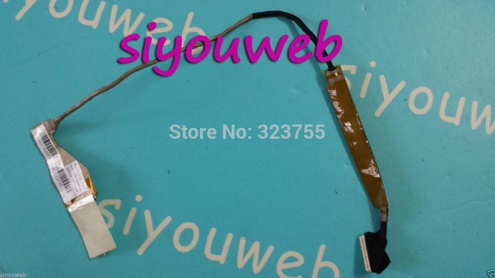 NEW for Asus X66 X66IC K61IC LVDS LED LCD Screen Display Video cable 1422-00N00AS , FREE SHIPPING