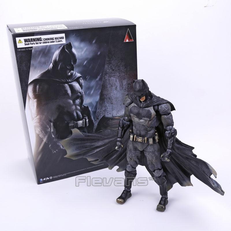 Play Arts KAI Batman v Superman Dawn of Justice Armored Batman Figure Model Toy