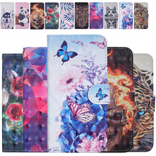 Flip case for Samsung Galaxy A6 2018 SM A600 A600FN A600FD/DS A600K SM-A600FN/DS SM-A600 phone Bag soft leather cover