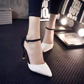 New Women Ladies Sexy Lady Sandals High Heel Stiletto Cusp Nightclub Dance High heel Shoes OL Wedding Shoes