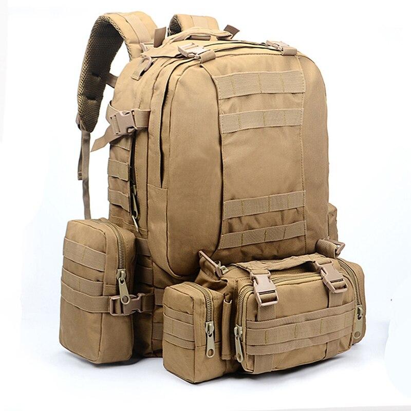 Élégant Grand Capacitymen Militaire Sac À Dos Multi-fonction Étanche Pack Voyage Sac À Dos suisse vitesse luxe Oxford sac à dos