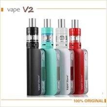 เดิมIjust Vapeอุณหภูมิควบคุมบุหรี่อิเล็กทรอนิกส์ไอพายุV50 TC 50วัตต์กล่องสมัยมอระกู่shishaปากกา0.3ohm Vaporizer