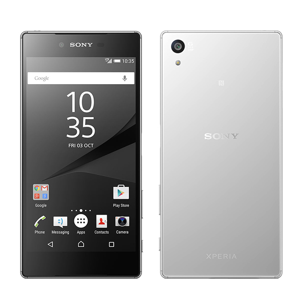 Original Sony Z5 Premium E6883 Octa Core 23.0MP Camera Mobile Phone 5.5'' IPS Dual SIM Android 4G FDD LTE 3430mah Fingerprint