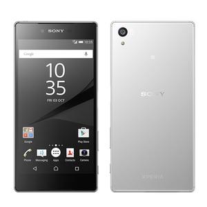 Image 2 - Desbloqueado sony z5 premium octa núcleo 23.0mp câmera do telefone móvel 5.5 ips ips ips único/duplo sim android 4g FDD LTE 3430mah impressão digital