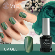 MRO soak off cat unhas de gel lucky uv gel nail polish set gel nail lacquers nail glue professional esmaltes permanentes de uv