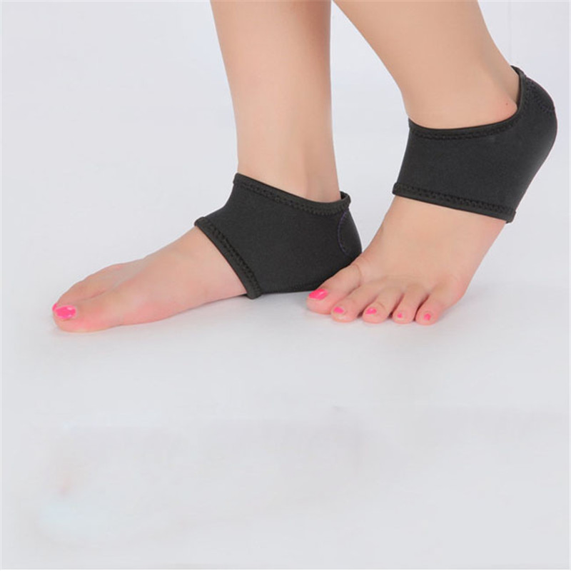 Beauty & Health Generous 1 Pair High Quality Feet Care Socks Fashion Rubber Heel Socks For Men And Women Cracked Foot Skin Care Protectors Foot Care Tool Nourishing Blood And Adjusting Spirit