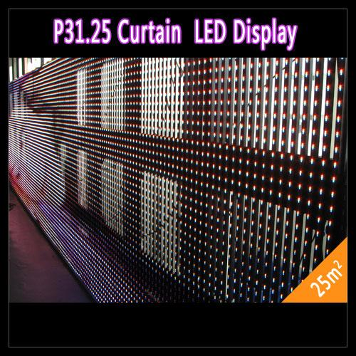 Popular Led Curtain Display-Buy Cheap Led Curtain Display lots ...
