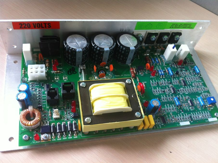 Fast Shipping Motor controller Suit for Johnson T8000 optimal step health circuit board motherboard running machine accessories mick johnson motivation is at