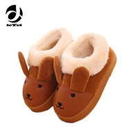 Children S Cartoon Image Pu Leather Snow Boots Toddler Boy And Girl Shoes Boots Infant Shoes