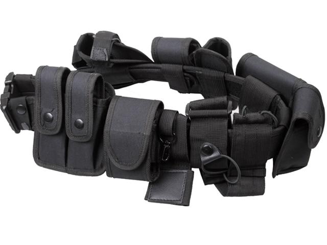 Taktische Sicherheitspolizei Guard Utility Kit Dienstgürtel - Sportbekleidung und Accessoires - Foto 2