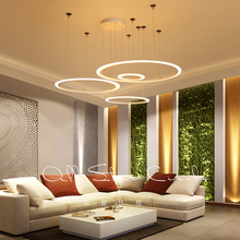 Acrylic Chandelier lighting Creative Modern led chandelier For livingroom Nordic lustre moderno lampadari avize modern salon
