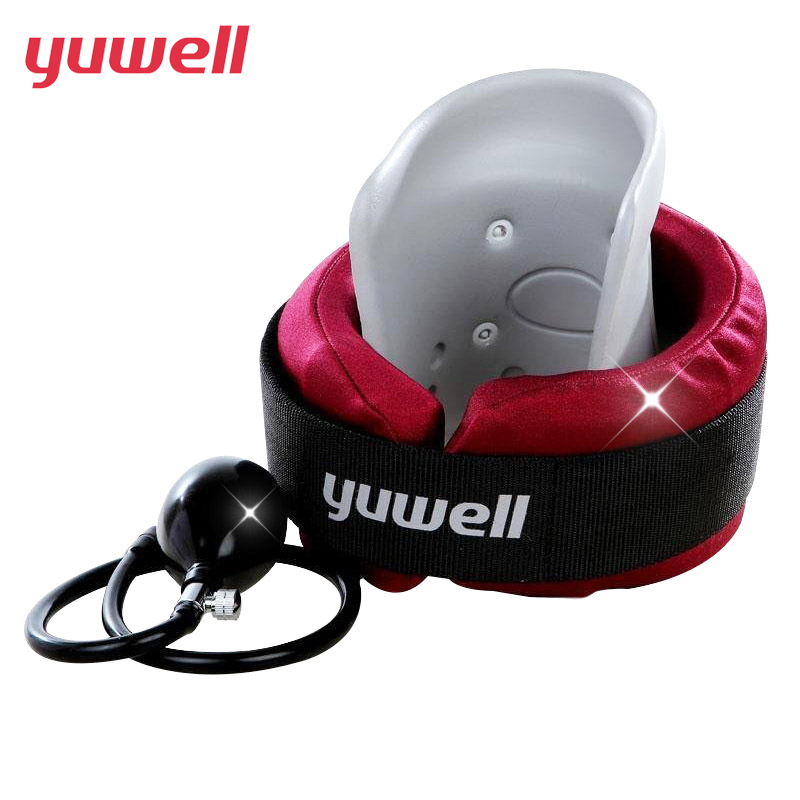 Air Cervical Soft Neck Brace Device Headache Back Shoulder Pain Cervical Traction Device Comfortable Neck Massage Relaxation cervical repositioning sense in subjects with non specific neck pain