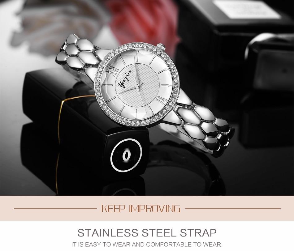 Top luxe merk vrouwen horloge van hoge kwaliteit serpentine gelegeerd - Dameshorloges - Foto 3