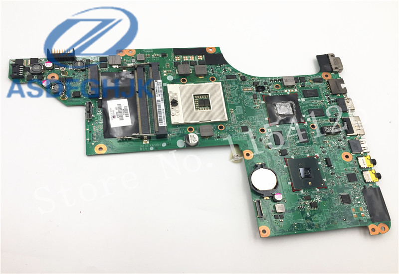 Laptop motherboard 615279-001 for HP for Pavilion DV6 DV6-3000 motherboard DA0LX6MB6H1 100% perfect work набор шестигранных ключей jonnesway h01sm109s