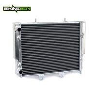 BIKINGBOY для POLARIS 570 Ranger RZR 14 15 16 17 18 Ranger 800 08 14 ACE 570 EFI евро полированный двигатель для квадроцикла радиатор водяного охлаждения